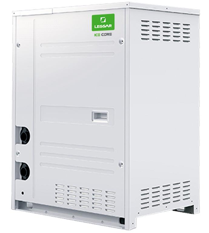Блок наружный LUM-HE335WMA4-S мультизональных систем двухтрубные (до 33,5 кВт)