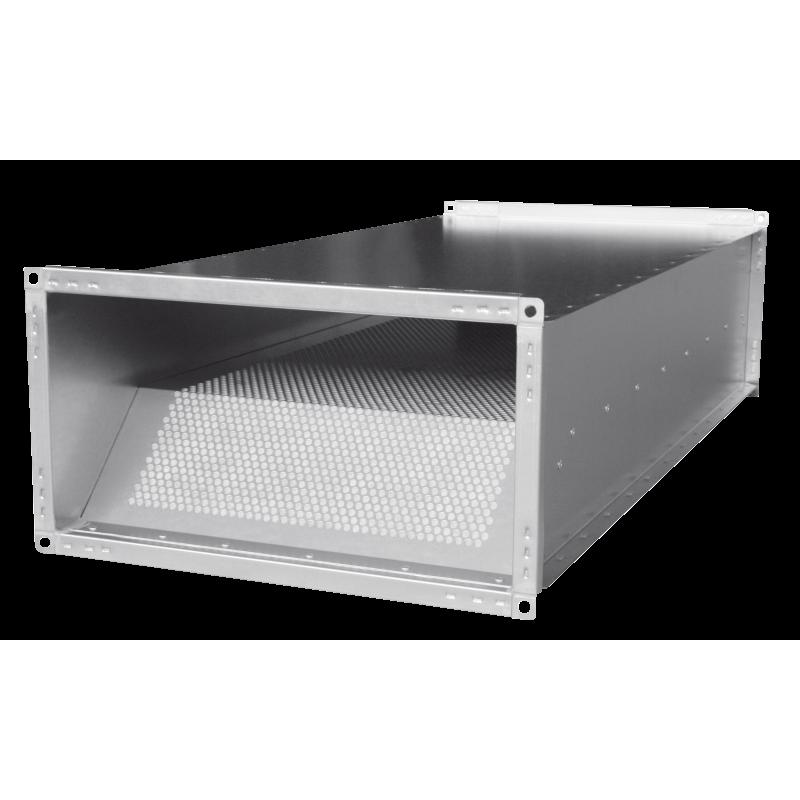 Шумоглушители для прямоугольных воздуховодов SKS 80-50