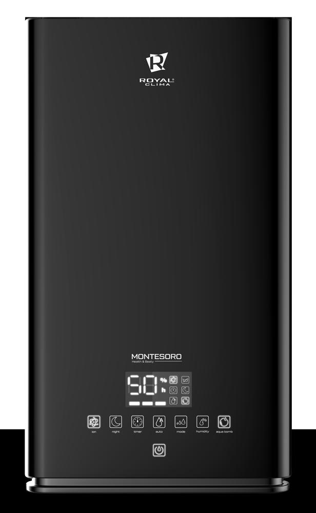 Ультразвуковой увлажнитель серии MONTESORO RUH-MS360/4.5E-BL рис. № 9