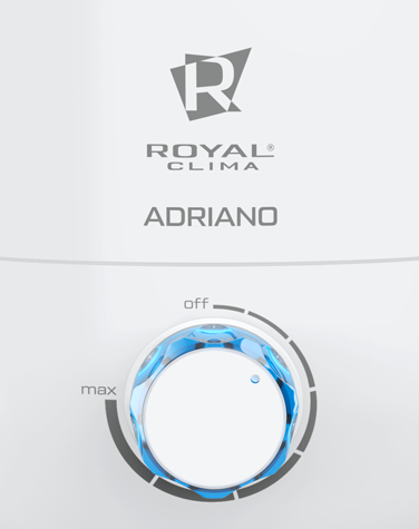 Бытовые увлажнители серии ADRIANO Digital RUH-AD300/4.8E-WT рис. № 2
