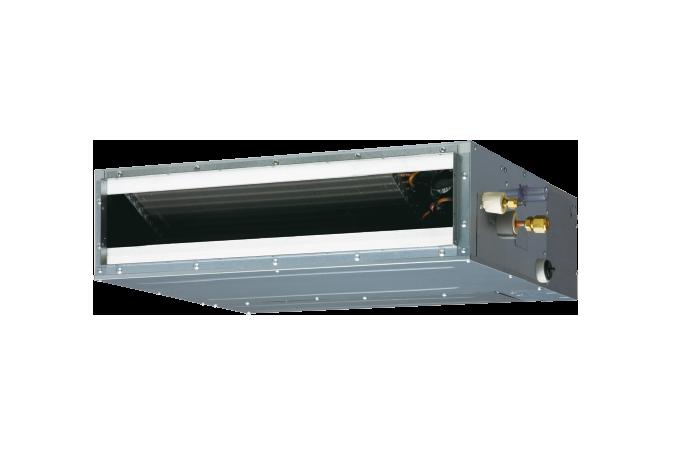 Блок внутренний ARXK014GLGH узкопрофильные SMART DESIGN (низконапорные компактные со встроенным дренажным насосом)