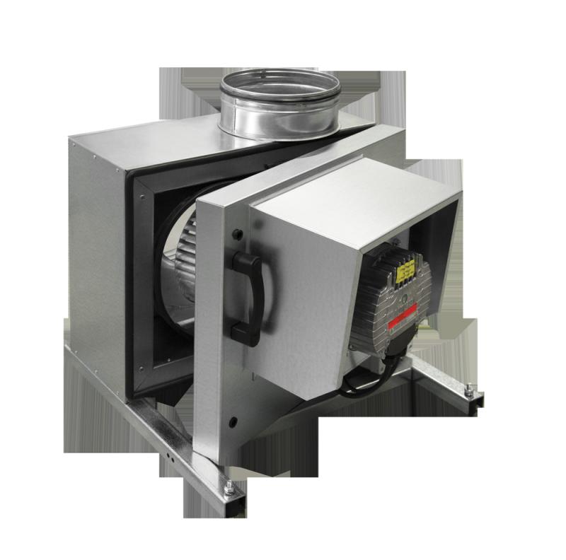Вытяжные кухонные вентиляторы с EC-двигателями KF T120 B 315 EC