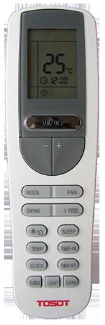 Сплит-система T18H-SLyI/I/T18H-SLyI/O Lyra Inverter рис. № 3