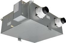 Канальная приточно-вытяжная установка Lossnay VL-220CZGV-E
