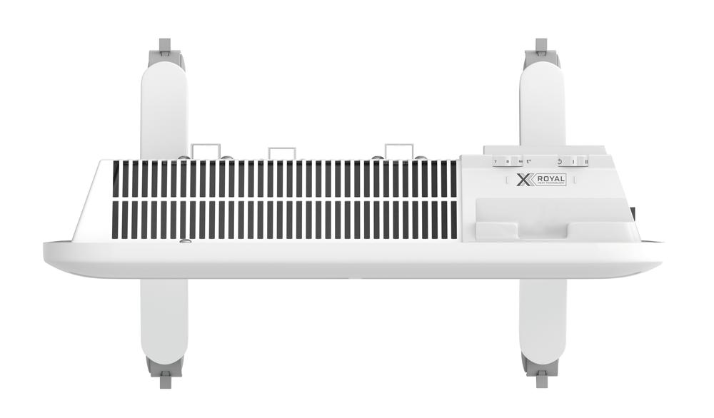 Электрические конвекторы серии MILANO Plus meccanico REC-MP1500M