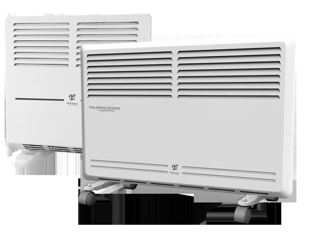 Электрические конвекторы серии PALERMO Econo Meccanico REC-P600M