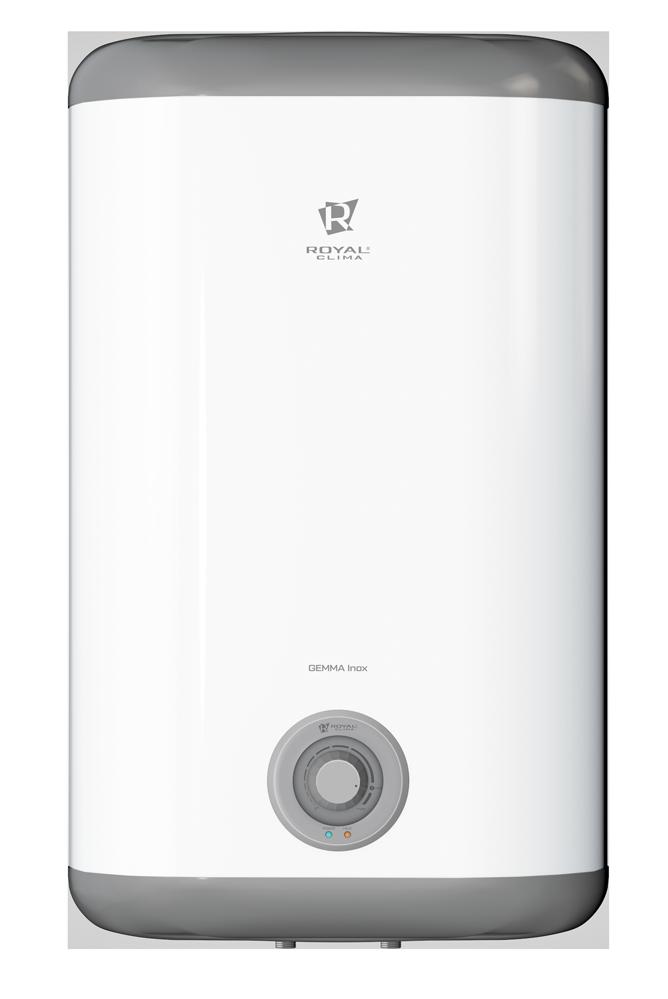 Электрические водонагреватели накопительного типа серии GEMMA Inox RWH-GI80-FS