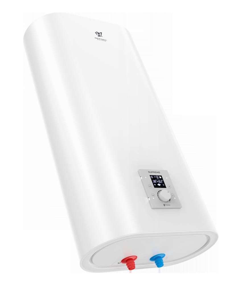 Электрический водонагреватель cерии SUPREMO Inox RWH-SI50-FS