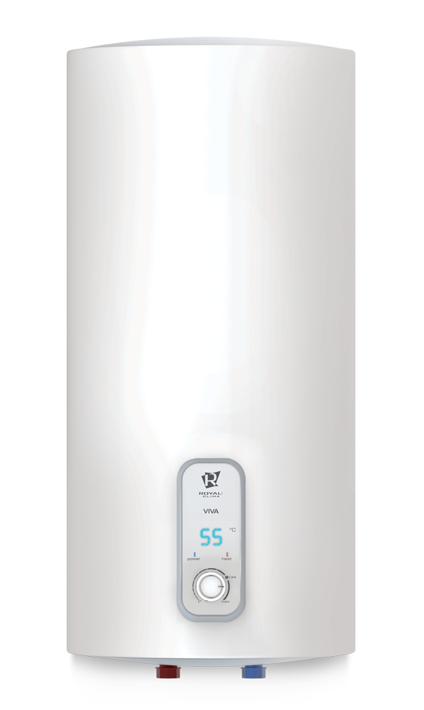Электрический водонагреватель накопительного типа cерии VIVA RWH-V80-RE