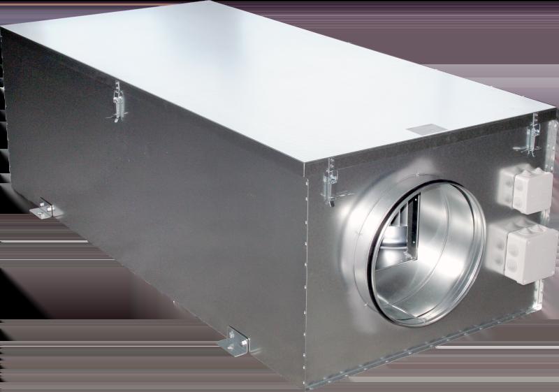 Компактные приточные установки VEKA 3000-21,0 L3