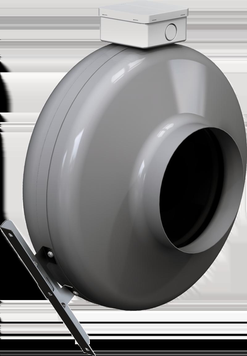 Круглые канальные вентиляторы с EC-двигателями VKA 160 EKO