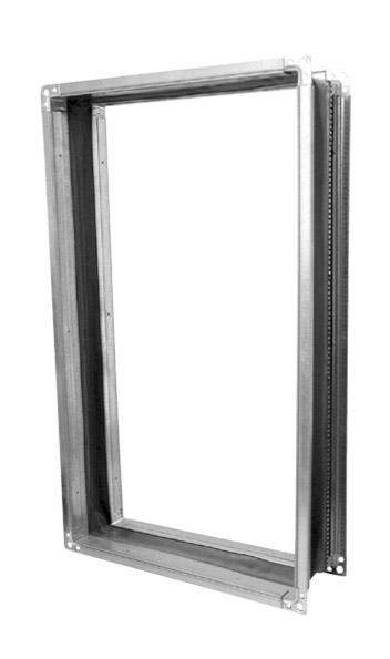 Гибкие вставки ZFС 1000x500