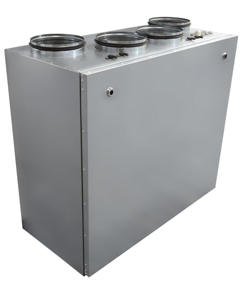 Компактные приточно-вытяжные установки ZPVP 450 VWR
