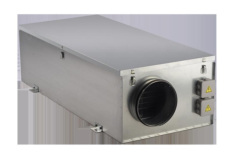 Компактные приточные установки ZPW 4000/41 L1