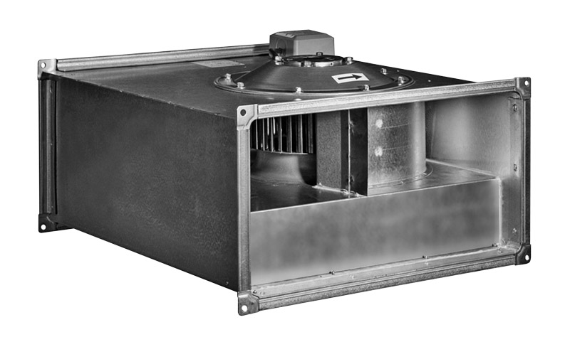 Прямоугольные канальные вентиляторы ZFP 60-30-6Е