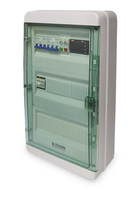 Шкафы автоматики ZCS-W-V3