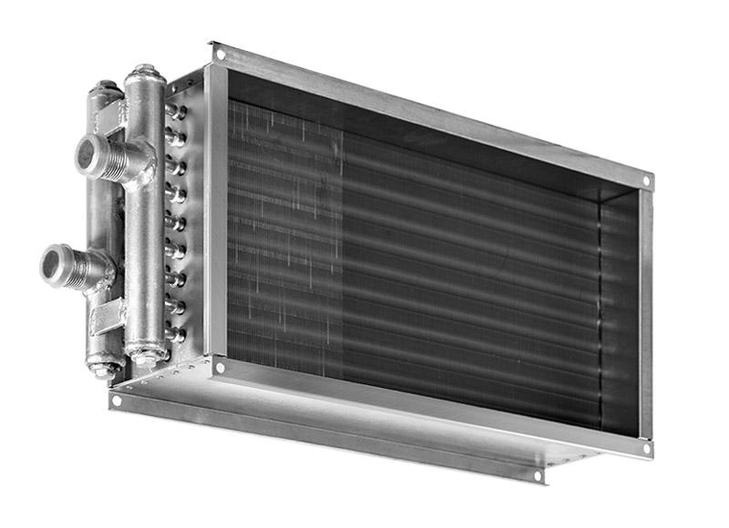 Водяные охладители ZWS-W 400x200/3