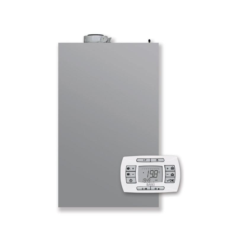Котел газовый конденсационный Baxi Luna Duo-tec IN + 1.24 (24 кВт)