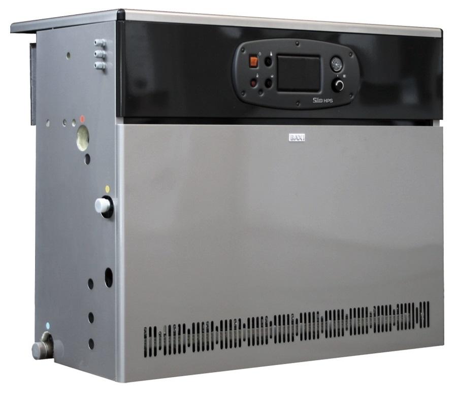 Котел газовый Baxi Slim HPS 1.80 (79 кВт)