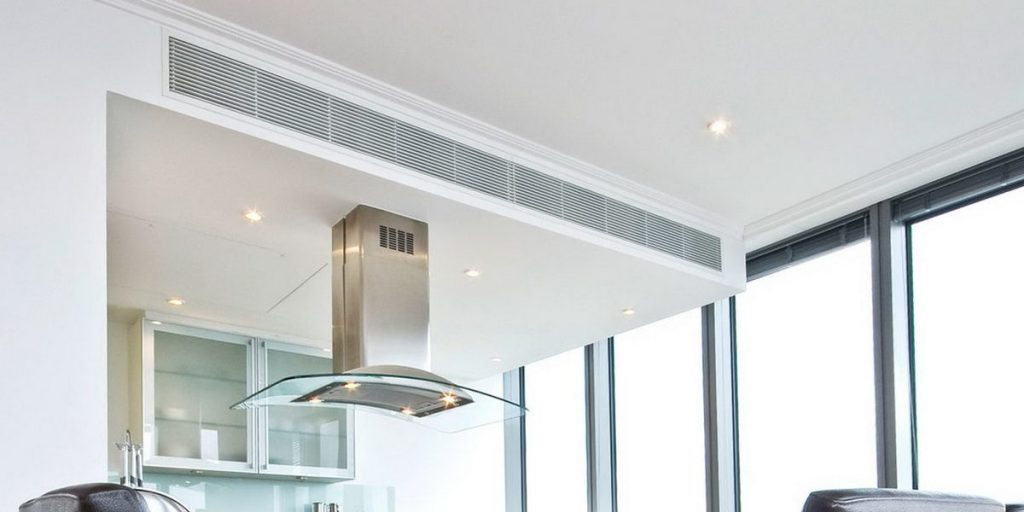 Кухонная вентиляция