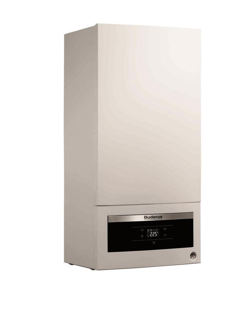 Котел газовый конденсационный Buderus Logamax Plus GB172-35 iW H (35 кВт)