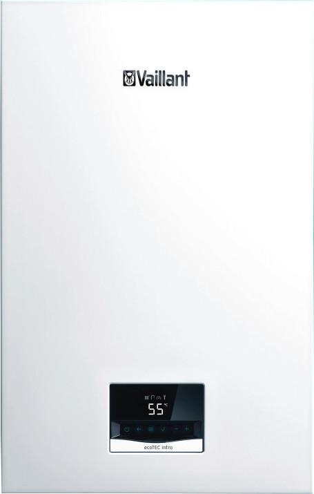 Котел газовый конденсационный Vaillant ecoTEC intro 18/24 AS/1-1 (19 кВт)