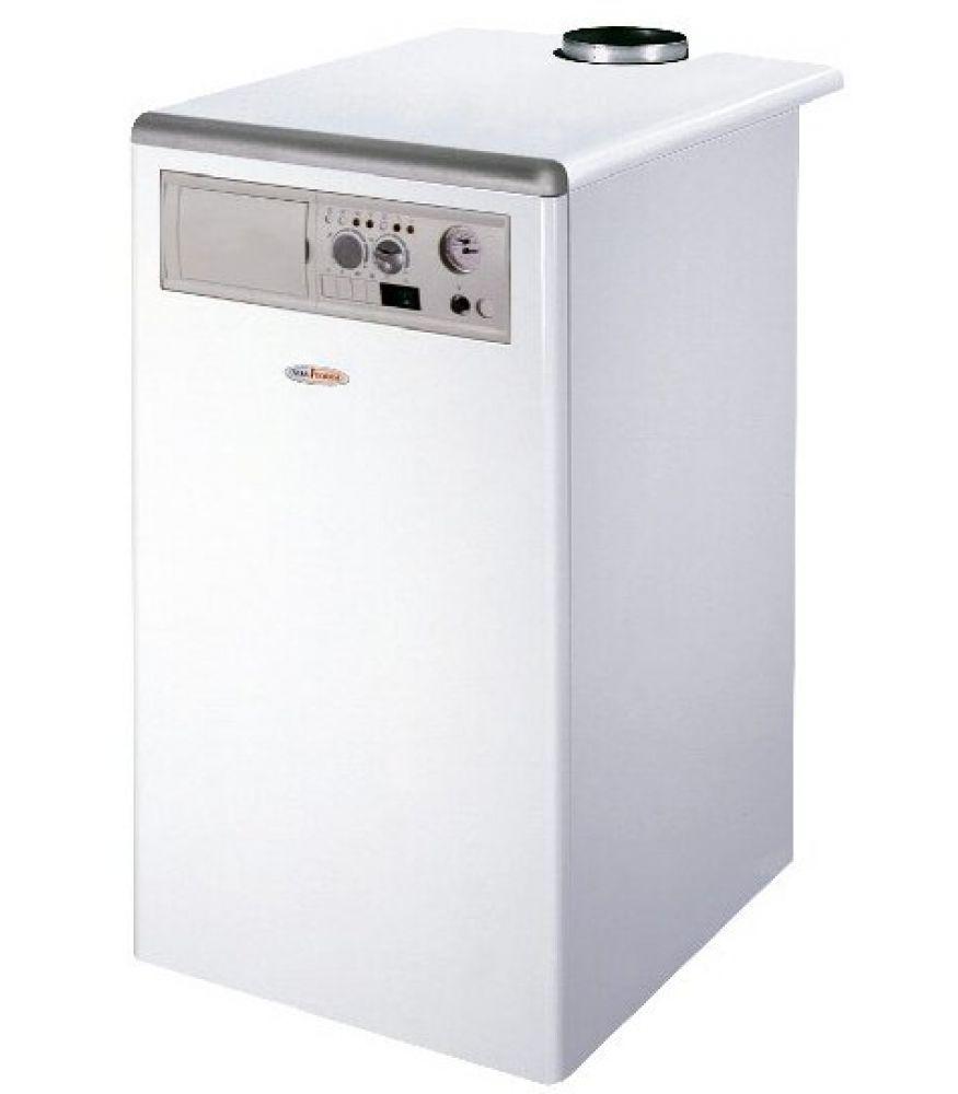Напольный газовый котел Фондиталь BALI RTN E 80 CBAR02MF80
