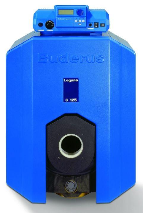 Котел комбинированный Buderus Logano G215 WS (52 кВт)