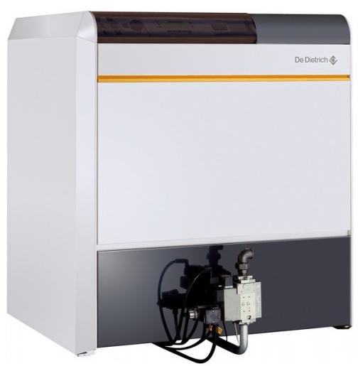 Котел газовый De Dietrich DTG 330 16 S Diematic-m3 (270 кВт) , теплообменник разобранный