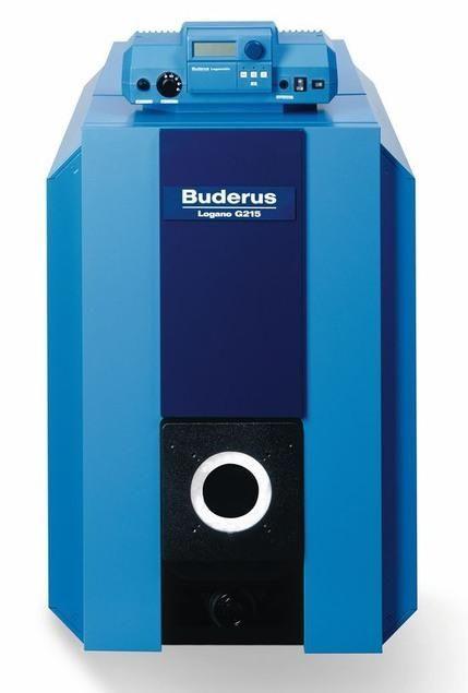 Котел газовый Buderus Logano G225 WS (64 кВт)