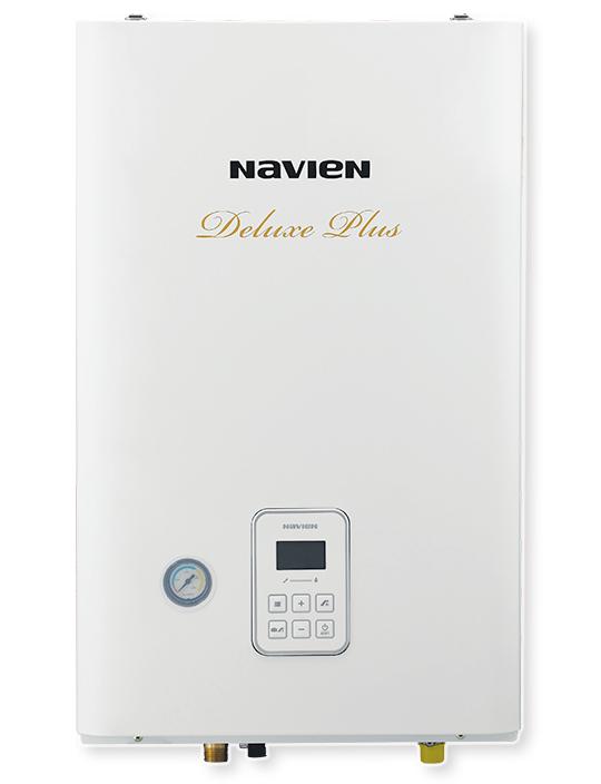 Котел газовый Navien DELUXE PLUS COAXIAL 30К (30 кВт)
