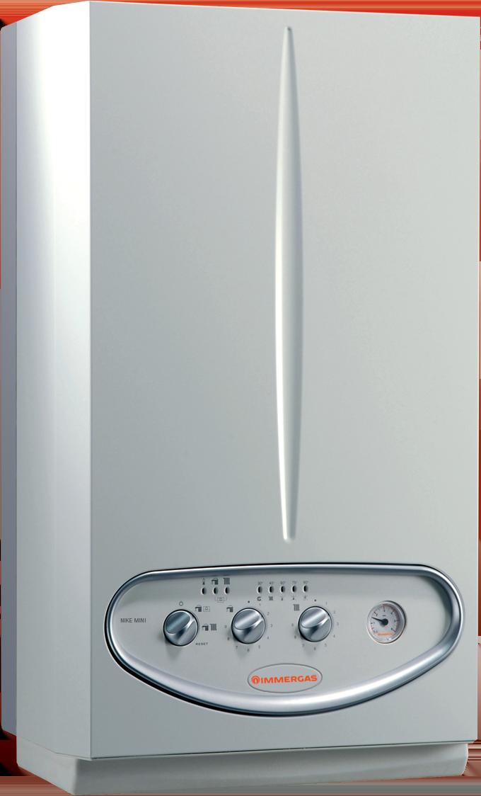 Настенный газовый котел Immergas NIKE MINI 28 KW SPECIAL