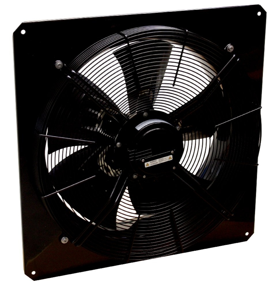 Осевой вентилятор AW 500DV sileo Axial fan