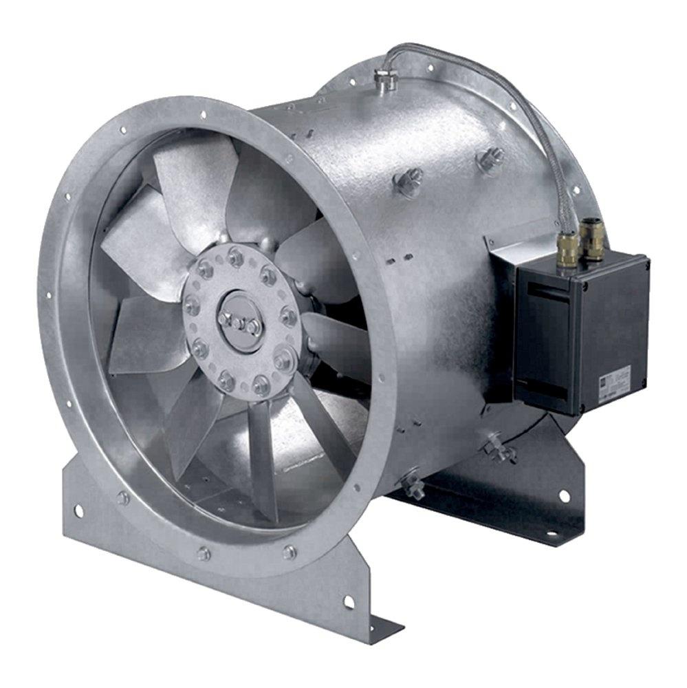 Осевой вентилятор AXC-EX 630-9/20°-2 (EX-RU)