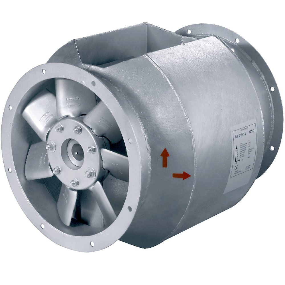 Осевой вентилятор AXCBF 500D4-32 IE2