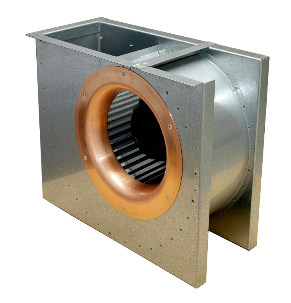 Осевой вентилятор DKEX 225-4 Centrifugal (ATEX)
