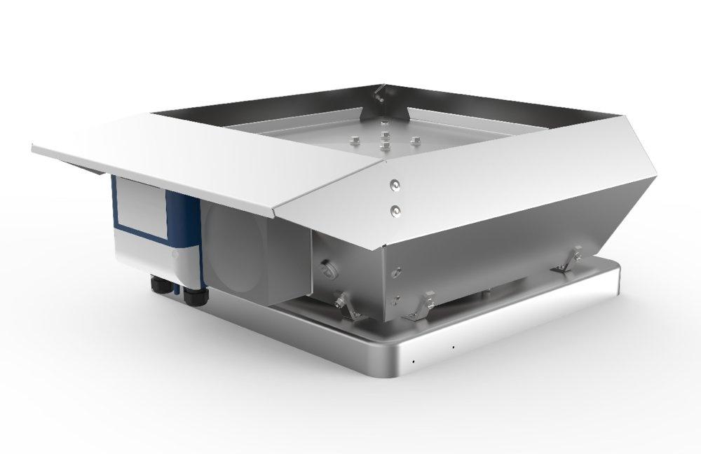 Крышный вентилятор DVC 315-P (1Ph/230V)