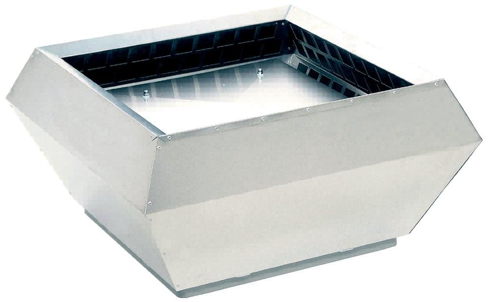Крышный вентилятор DVSI 500E6 sileo roof fan