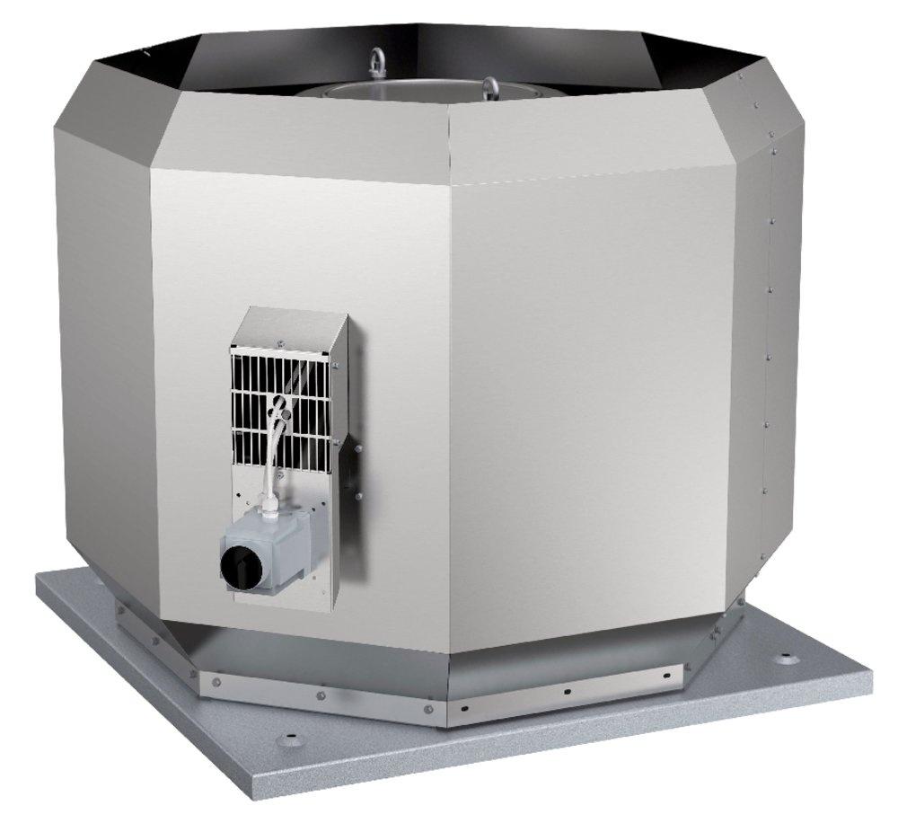 Крышный вентилятор DVV 1000D4-8-XP/F400 smoke ext