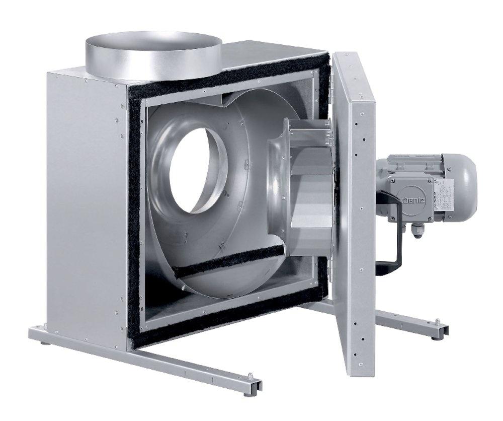Осевой вентилятор KBR/F 355D2 IE2 smoke ext F400