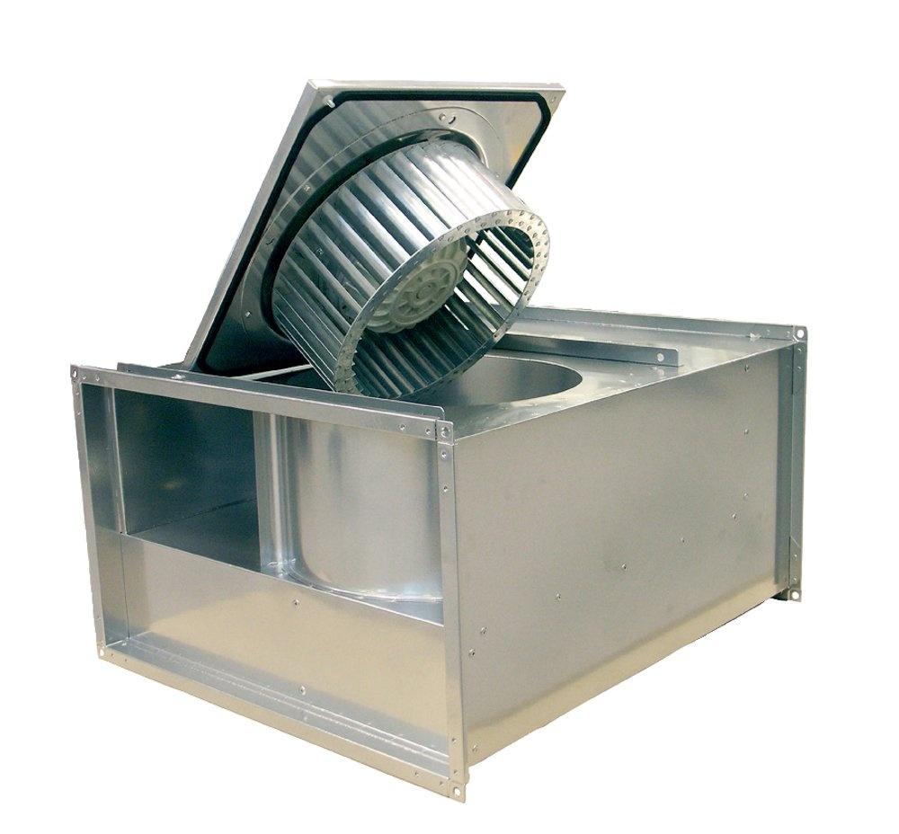 Канальный вентилятор KE 50-25-4 Rectangular fan**