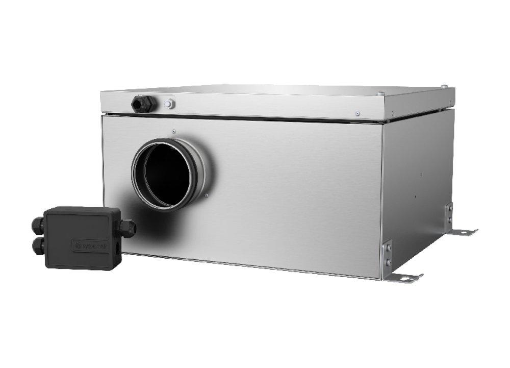Канальный вентилятор KVK Silent 355
