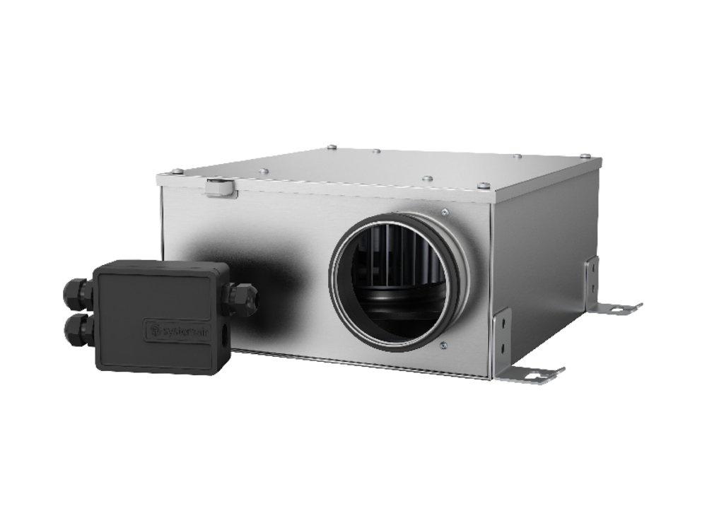 Канальный вентилятор KVK Slim 160