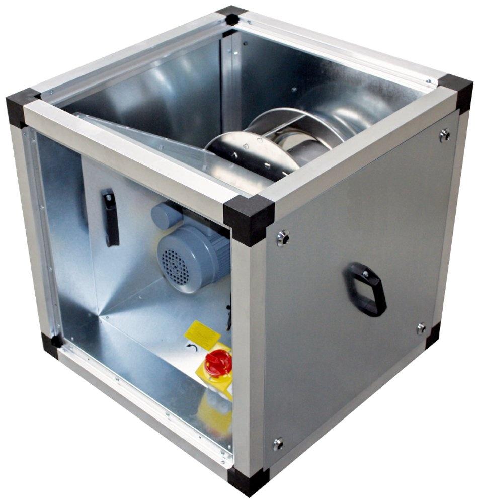 Канальный вентилятор MUB/T 042 500EC