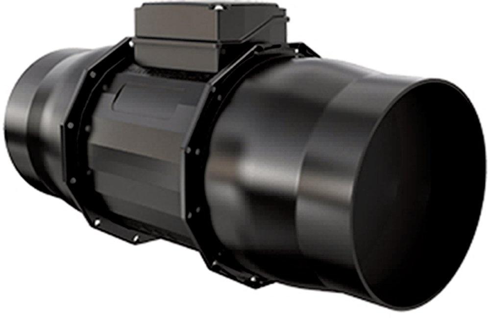 Канальный вентилятор prio 150EC circ. duct fan
