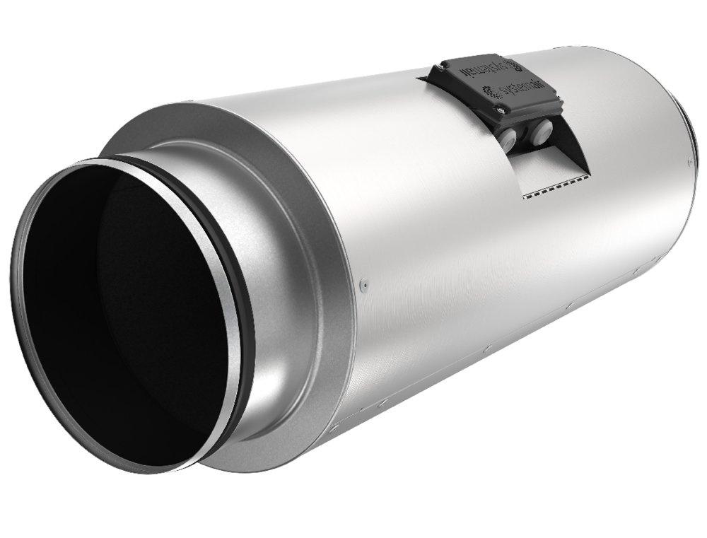 Канальный вентилятор prio silent 150EC duct fan