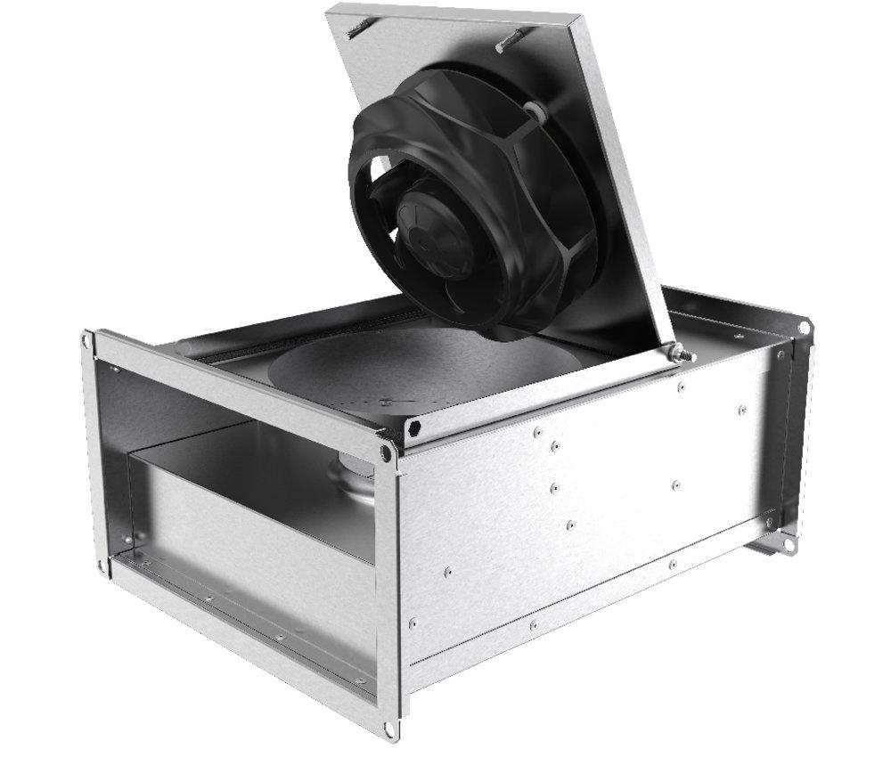 Канальный вентилятор RS 70-40 L1 sileo