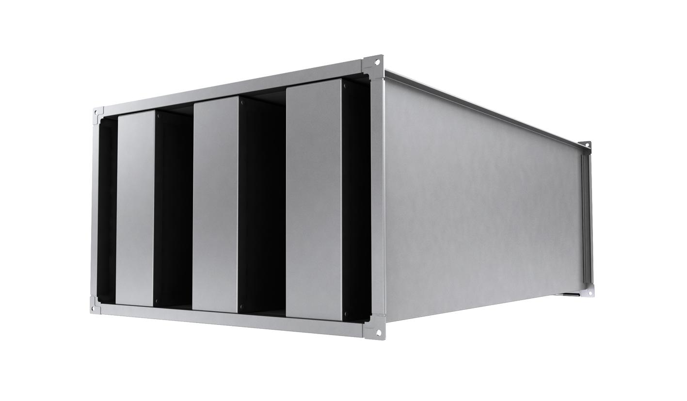 Шумоглушитель GHP 90-50